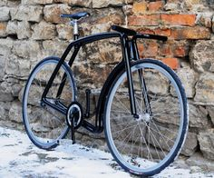 Velonia Bicycles.