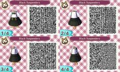 Animal Crossing QR Codes ❤ — avoncrossing: I've seen a lot of dresses...