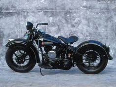 Harley #harleydavidsonbobbervintage