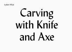 Lydian typeface