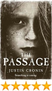 The Passage // Justin Cronin - amazing book, stick with it after the first chapter, it does get better
