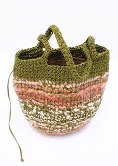 Ella Kolanowska crochet bag