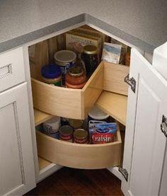 81 best corner storage ideas images kitchen storage kitchen rh pinterest com