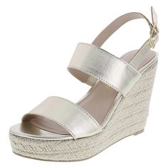 2756d8e4db7 Women s Whimsy Espadrille in Gold—Payless Shoes Online Exclusive—On  CLEARANCE for  5-