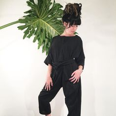 Friday calls for @uzinyc Obsessed with this piped jumpsuit #uzinyc #madeinusa #oakland #lakemerritt #tgif