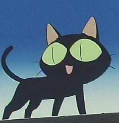 Kuroneko-sama (black cat) =- Trigun