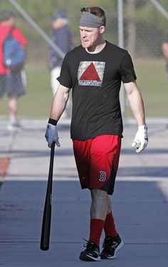 BROCK HOLT  2016 Boston Red Sox Spring Training - Check out the Boston Herald for Sox Coverage.