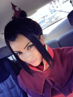 Princess Azula cosplay - COSPLAY IS BAEEE!!! Tap the pin now to grab yourself some BAE Cosplay leggings and shirts! From super hero fitness leggings, super hero fitness shirts, and so much more that wil make you say YASSS!!!