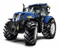 Revista EL REMOLQUE: abril 2011. Tractores New Holland