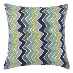 zipper pillow this weekend See-Saw Pillow