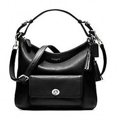 coach new legacy leather courtenay hobo