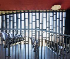 Glasfassade moderne Architektur