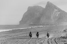 Gibraltar from Spain :) by Michail Christodoulopoulos on 500px