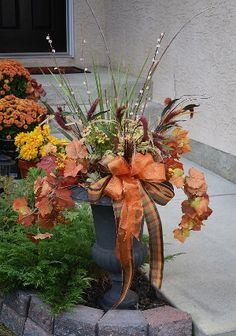 Perfect outdoor craft for fall.