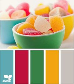 Bowled Brights -- great color palette.