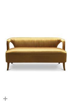 KAROO 2 Seat Sofa, New design piece, @BRABBU, modern interiors, elegant design, cozy sofa