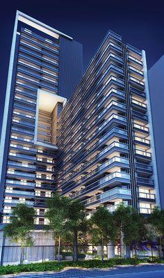 Residencial Setin Downtown República | SETIN Incorporadora