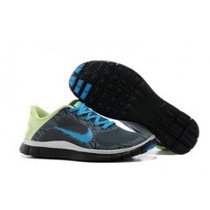 pick up d66c3 25869 Mens Nike Free 4.0 V3 Gray Blue Shoes Cheap Nike Running Shoes, Buy Nike  Shoes