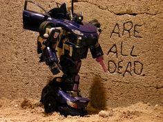 Transformers Alternators Shockblast (Shockwave)
