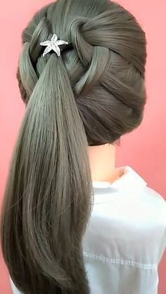 Hairstyle Tutorial 454 Hair can result in sympathy or hate for a person. Which characteristics of hair develop concern and Face Shape Hairstyles, Ponytail Hairstyles, Braided Hairstyles, Cool Hairstyles, Hairstyles Videos, Hairstyle Hacks, Natural Hair Styles, Short Hair Styles, Hair Upstyles