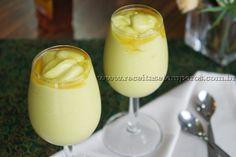 Leve e cremoso creme de abacate com toque de mel. Fácil e prático de fazer. Confira! Leia mais...
