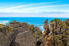 Pancake Rocks - Neuseeland
