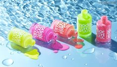 Summer 2014: Models Own Polish For Tans Collection