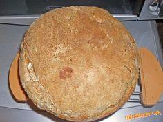 Najjednoduchší a najchutnejší chleba z rúry