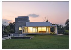 Architecture and interior design projects in India - Weekend Home - Farm House - Sandeep Yeola - Nashik