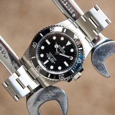 KSK LUXURY Connoisseur    The 114060 is a tool watch #Rolex #submarinernodate