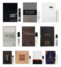10 Mens Cologne Sample Vials All High End Cologne