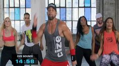 Crazy 8s - (1) Workout