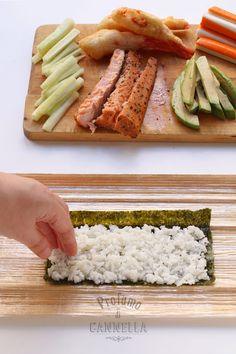 Oriental, Finger Foods, Picnic, Sandwiches, Cooking, Diy, Chinese Food, Cucina, Do It Yourself