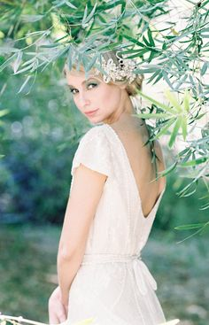 The Enchanted Garden Inspiration Shoot from Josie Richardson