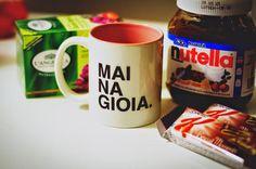 #mainagioia #maiunagioia #tazza