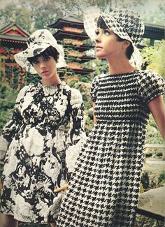 60s fashion seventeen magazine vintage retro