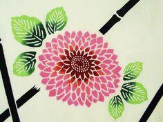 40 longVintage Japanese cotton hemp kimono fabric by CosimaOrimono, $12.99