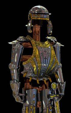 Calvary armor?