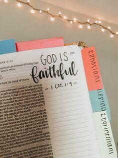 God is faithful. Bible Verses Quotes, Bible Scriptures, Faith Quotes, Bible Art, Wisdom Quotes, You Are My Superhero, Bible Doodling, Bible Drawing, Bibel Journal