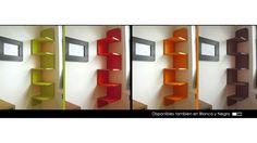 Repisa esquinera Moderna Minimalista- Shelves