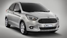 the new Ford Ka. From Ford Brazil to the world.