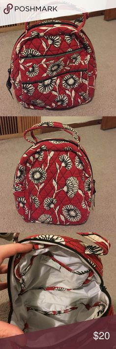 Vera Bradley lunch box Used but in good condition! Vera Bradley Other