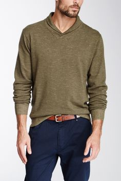 Impermeable Vintage Marled Pullover Sweater on HauteLook