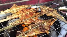 TaluiTamtawan Food Reviews : /KiYang Khea Swn Kwang ไก่ย่าง เขาสวนกวาง ห...