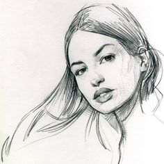 Dave Malan Art | Another #drawing from the current #sketchbook