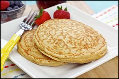 PIN THIS - The perfect pancake recipe from Hungry Girl