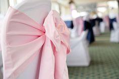 Northern Virginia Rental Linen  www.everything-linen.com Stephanie Leigh Photography & Design #novaweddings  #pastelpink #chairshash #eveythinglinen