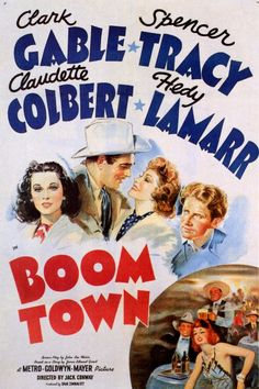 """Boom Town"" (1940)"