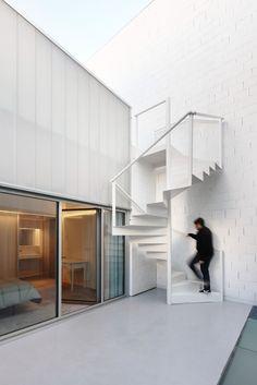 Diseño de Escaleras #81 - Tecno Haus