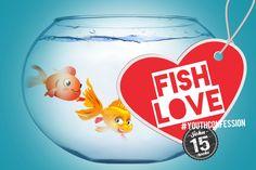 """Ang """"Fish Love"""" ay Hindi Tunay na Love Tweety, Rocks, Snoopy, Fish, Love, Fictional Characters, Art, Amor, Art Background"""